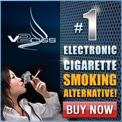Electonic cigarette smoking alternative